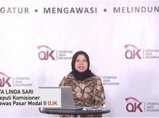 OJK Bakal Berantas Praktik Goreng-Menggoreng Saham