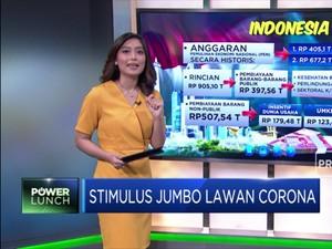Stimulus Jumbo Lawan Corona