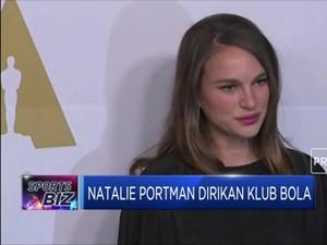 Top! Natalie Portman Cs Dirikan Tim Sepak Bola Wanita