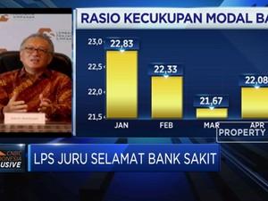 Bos LPS: Penempatan Dana LPS di Bank Maksimal 1 Bulan