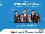 Streaming Now! OJK & CEO Bank Bedah Future of Digital Banking
