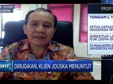Satgas Investasi Bodong: Kasus Jouska Sudah Ditangani Polisi