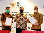 Bank Mandiri Layani Program Benefit Pegawai KAI