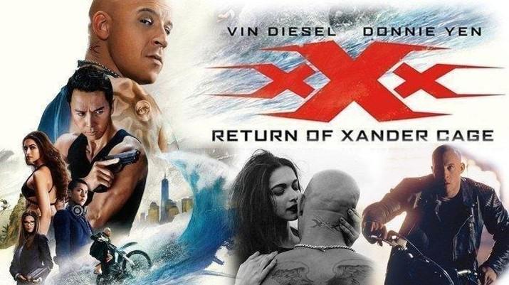 Film XXX :Return OF Xander Cage
