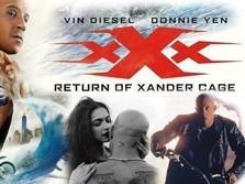 XXX: Return of Xander Cage Tayang di Trans TV Malam Ini