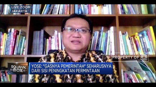 CSIS 'Gas dan Rem' Ala Jokowi Baiknya Seperti Apa? Ini Kata CSIS