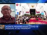 Alasan Erick Thohir Ditunjuk Jadi Ketua Komite Covid-19 & PEN