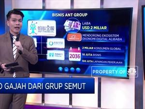 IPO Gajah dari Group Semut