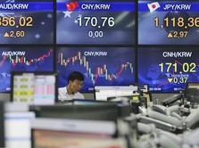 Yield Obligasi AS Kesetanan, Investor Tarik Dana dari Asia