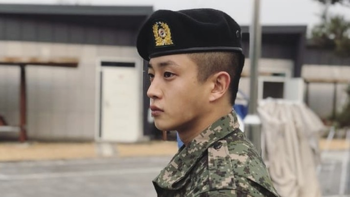 Kim Min-seok (Instagram)