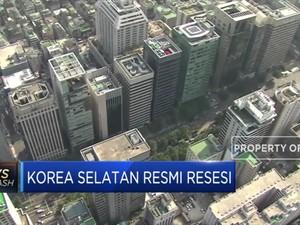 Korea Selatan Resmi Resesi