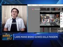 Laris Manis Bisnis Gowes Kala Pandemi