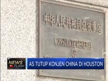 Perang Dingin Makin Jadi, Trump Mau Tutup Konsulat China Lagi