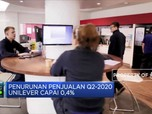 Penurunan Penjualan Q2-2020 Unilever Capai 0,4%