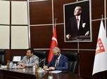 Intip Gaya Prabowo Kunjungan ke Turki Bahas Drone