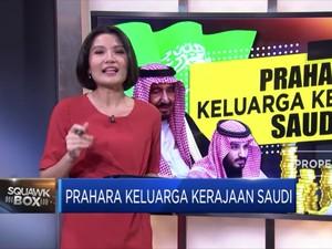 Prahara Keluarga Kerajaan Saudi