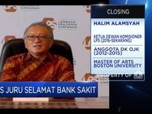 Soal Tugas LPS Selamatkan Bank, Ini Penjelasan Halim Alamsyah