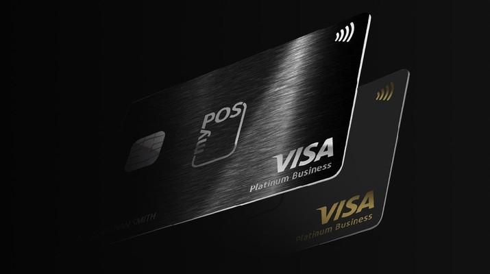 Ilustrasi Kartu Visa (Graphic: Business Wire)