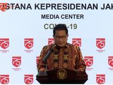Peta Sebaran Covid-19 di RI, Jakarta & Jatim Masih Tertinggi
