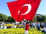 Baru Diangkat, Gubernur Bank Sentral Turki Temui Para Bankir