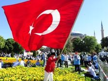Top Erdogan! Turki Temukan Sumber Daya Gas di Laut Hitam