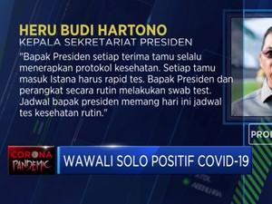 Wakil Walikota Solo Positif Corona, Jokowi Tes Swab