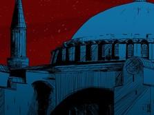 Mengenal Hagia Sophia: Simbol Turki, Masjid Erdogan