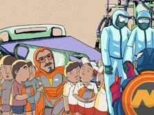 Misi Bank Mega Melawan Pandemi Corona