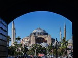 Salat Jumat di Hagia Sophia Kluster Baru Covid-19 Turki