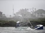 Pandemi Belum Selesai, Badai Hanna Hantam Texas AS