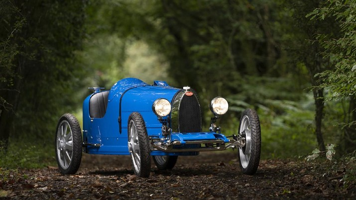 Bugatti Baby II (Dok. Buggati)