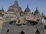 Jangan Kaget! Pengunjung Borobudur Dibatasi 128 Orang/Hari