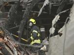 Pesawat Ringan Hantam Rumah di Jerman, 3 Orang Tewas
