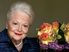 Bintang Gone With the Wind Olivia de Havilland Tutup Usia