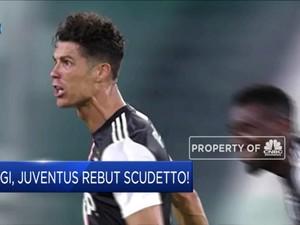 GPS Garmin Diretas Hingga Juventus Juara Liga Italia!