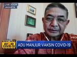 Pak Jokowi, Ini Jumlah Vaksin yang Harus Diproduksi RI