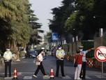 Melihat Detik-detik Penutupan Konsulat AS di Chengdu China