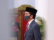 Dua Kali Sehari, Jokowi Bicara 'Awan Gelap' yang Selimuti RI