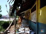 Tolong Mas Nadiem, Gedung SD di Bekasi ini Rusak Parah
