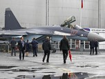 Apa Sih Ancaman AS Kalau Prabowo Beli Sukhoi Su-35 Rusia?