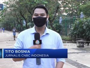 Awas! Cluster Covid-19 Perkantoran di Jakarta