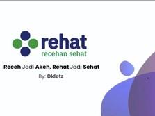 Mengenal App Recehan Sehat, Jawara Hackaton BPJS Kesehatan