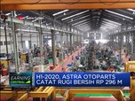 H1-2020, Astra Otoparts Catat Rugi Bersih Rp 296 M