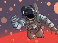 Keren! Misi 3 Negara ini Bakal Segera Mendarat di Planet Mars