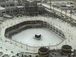 Mengintip Persiapan Mekah Sambut Jemaah Haji di Masa Pandemi