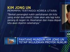 Pantang Mundur! Kim Jong Un Tetap Wujudkan Proyek Nuklir