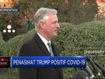Penasihat Trump Positif Covid-19