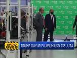 Pengembangan Vaksin, Trump Guyur Fujifilm USD 235 Juta