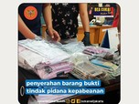 Jreeeng...  Bea Cukai Tangkap Pengusaha 'PS' & 190 HP Ilegal