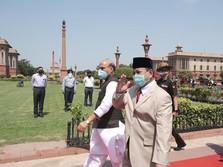 Bukan Beli Rudal, Ternyata Prabowo ke India Ada Misi Jokowi